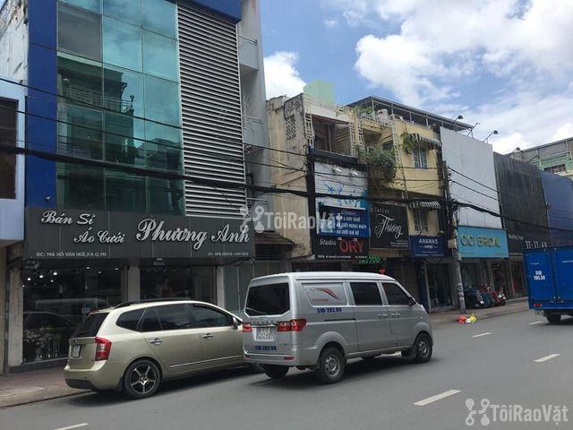 Cho thuê nhà nguyên căn MẶT TIỀN đường Hồ Văn Huê, P.9, Q.Phú Nhuận - 4/4