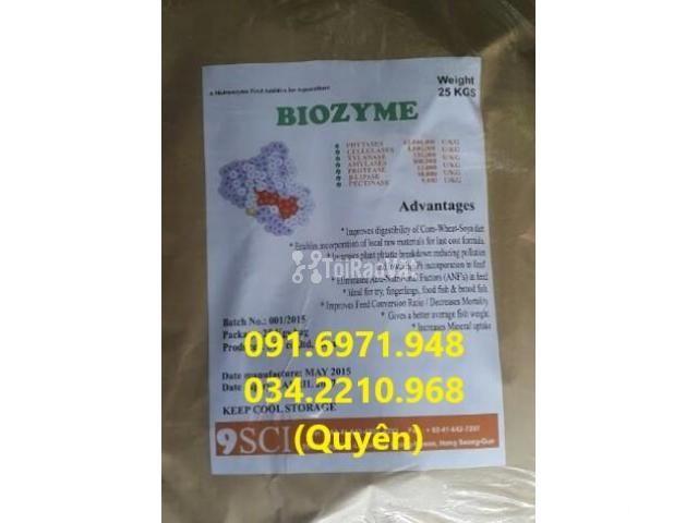 Biozyme-Enzyme tiêu hóa Hàn Quốc cho tôm cá ăn nhiều nhanh lớn - 1/1