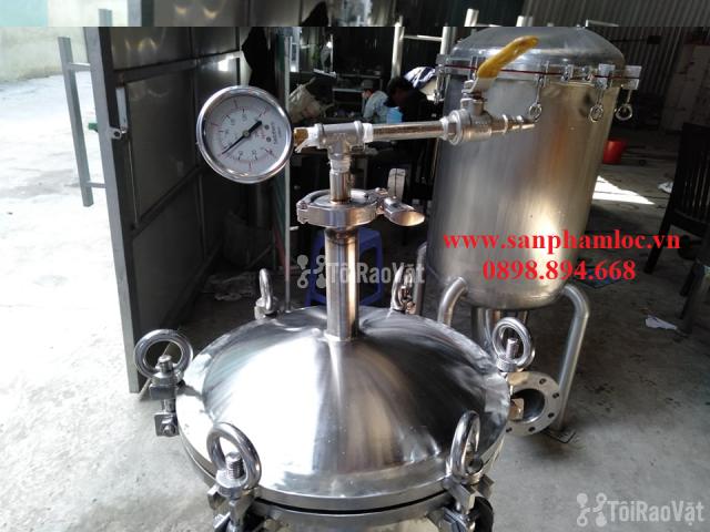 Ứng dụng của Phin lọc 5 lõi 20 inch chất liệu inox 304, 316 - 2/6