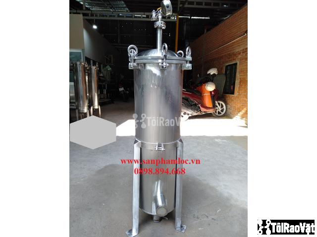 Ứng dụng của Phin lọc 5 lõi 20 inch chất liệu inox 304, 316 - 4/6