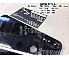 Huawei Nova 3i | Ép Kính - Sấy Nước - Thay Nắp Lưng - Hình ảnh 3/4