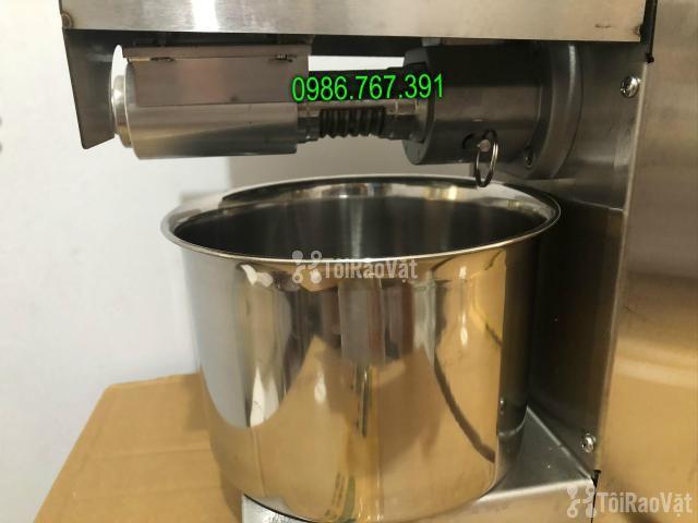 Máy ép dầu lạc gia đình GD-07 3-6 kg/h 100% inox ép cực tốt - 2/6