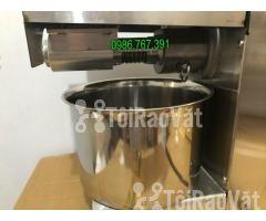 Máy ép dầu lạc gia đình GD-07 3-6 kg/h 100% inox ép cực tốt - Hình ảnh 2/6