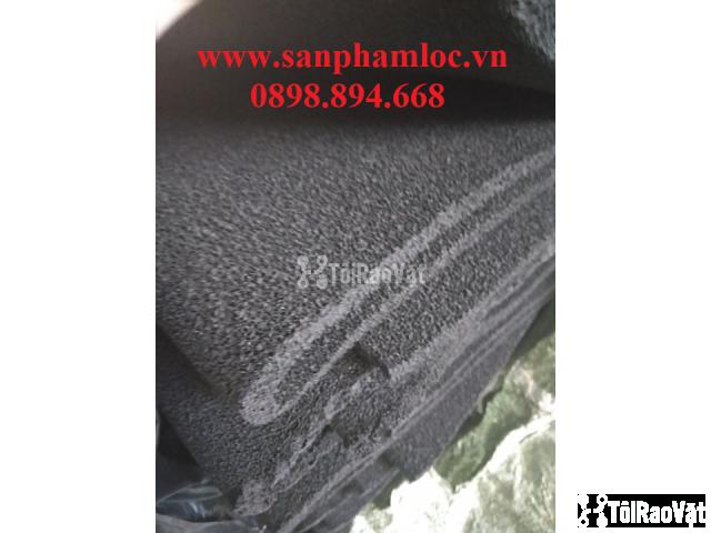Tấm xốp than hoạt 5mm, 10mm khử mùi phòng thí nghiệm được giảm 5% - 4/4