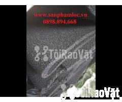 Tấm xốp than hoạt 5mm, 10mm khử mùi phòng thí nghiệm được giảm 5% - Hình ảnh 4/4