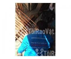Nhận thi công ống đồng máy lạnh giá rẻ - Thi cong ong dong chất lượng  - Hình ảnh 1/3
