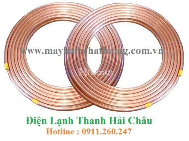 Nhận thi công ống đồng máy lạnh giá rẻ - Thi cong ong dong chất lượng  - 2/3