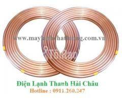 Nhận thi công ống đồng máy lạnh giá rẻ - Thi cong ong dong chất lượng  - Hình ảnh 2/3