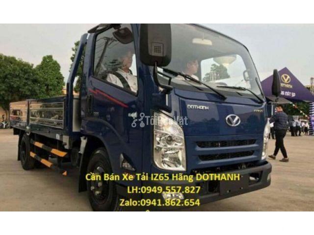 Bán xe tải Huyndai IZ65, Mẫu xe mới 2018, Đại Lý Ôtô Tây Đô - 1/1