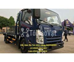 Bán xe tải Huyndai IZ65, Mẫu xe mới 2018, Đại Lý Ôtô Tây Đô