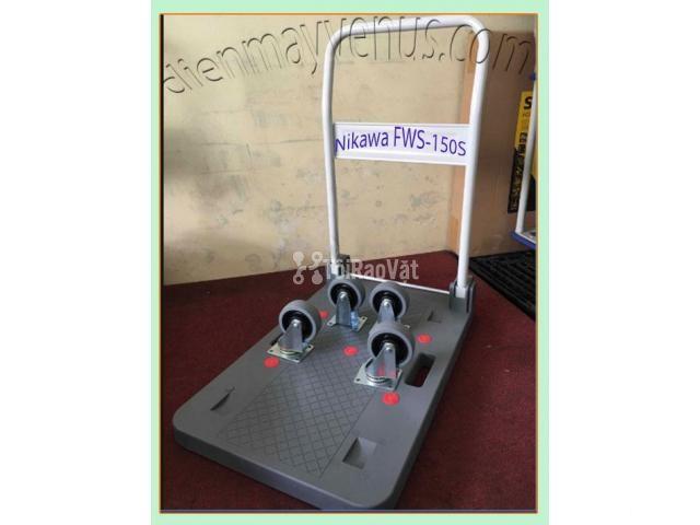 Xe đẩy hàng sàn nhựa Nikawa FWS-150S có gì nổi bật - 3/5