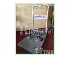 Xe đẩy hàng sàn nhựa Nikawa FWS-150S có gì nổi bật - Hình ảnh 3/5