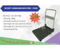 Xe đẩy hàng sàn nhựa Nikawa FWS-150S có gì nổi bật - Hình ảnh 4/5