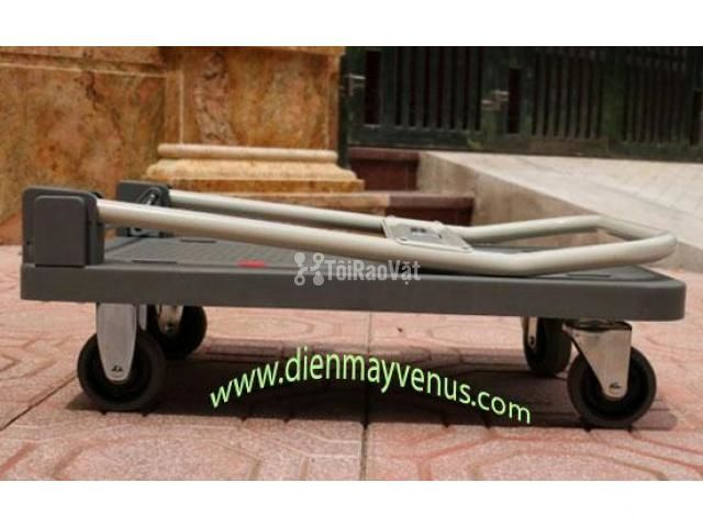 Xe đẩy hàng sàn nhựa Nikawa FWS-150S có gì nổi bật - 5/5