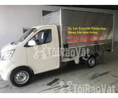 xe tải Tera100 phiên bản thùng kín | xe có sẵn hồ sơ giao ngay - Hình ảnh 1/5