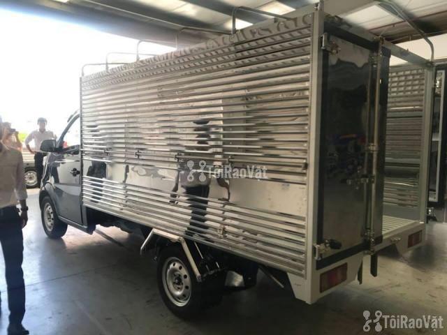 xe tải Tera100 phiên bản thùng kín | xe có sẵn hồ sơ giao ngay - 5/5