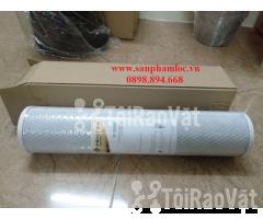 Lõi lọc than hoạt tính BB 20 inch Pentek lọc nước giếng khoan - Hình ảnh 3/3