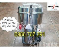 Máy nghiền bột mịn, máy xay thuốc bắc 2kg giá rẻ nhất - Hình ảnh 3/5