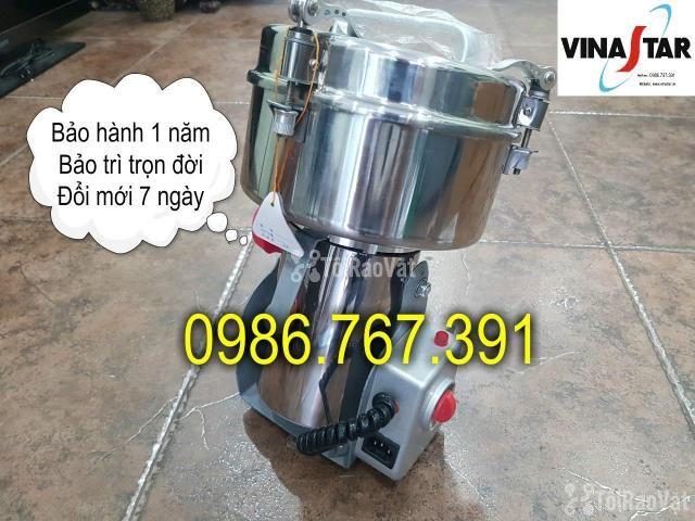 Máy nghiền bột mịn, máy xay thuốc bắc 2kg giá rẻ nhất - 5/5
