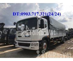 Xe tải Veam 9t3 thùng dài 7m6 mới 2019 thùng 7 bửng. Xe tải Veam VPT95 - Hình ảnh 1/6