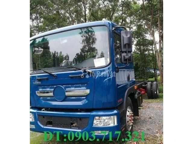 Xe tải Veam 9t3 thùng dài 7m6 mới 2019 thùng 7 bửng. Xe tải Veam VPT95 - 2/6