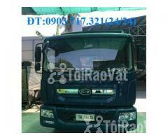 Xe tải Veam 9t3 thùng dài 7m6 mới 2019 thùng 7 bửng. Xe tải Veam VPT95 - Hình ảnh 3/6