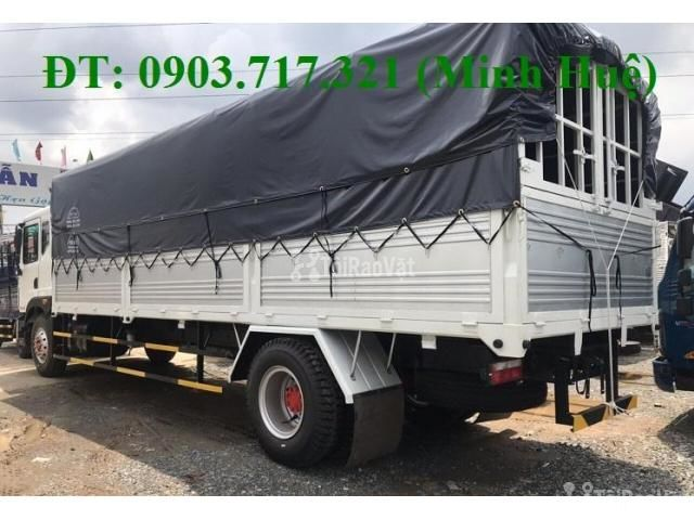 Xe tải Veam 9t3 thùng dài 7m6 mới 2019 thùng 7 bửng. Xe tải Veam VPT95 - 6/6