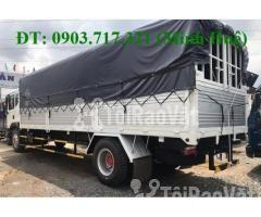 Xe tải Veam 9t3 thùng dài 7m6 mới 2019 thùng 7 bửng. Xe tải Veam VPT95 - Hình ảnh 6/6