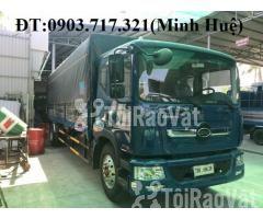 Xe tải Veam 9t3 (Veam VPT950). Gía xe tải Veam 9T3 - 9300kg thùng 7m6 - Hình ảnh 3/6