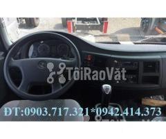 Xe tải Veam 9t3 (Veam VPT950). Gía xe tải Veam 9T3 - 9300kg thùng 7m6 - Hình ảnh 4/6