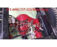 Xe tải Veam 9t3 (Veam VPT950). Gía xe tải Veam 9T3 - 9300kg thùng 7m6 - Hình ảnh 5/6