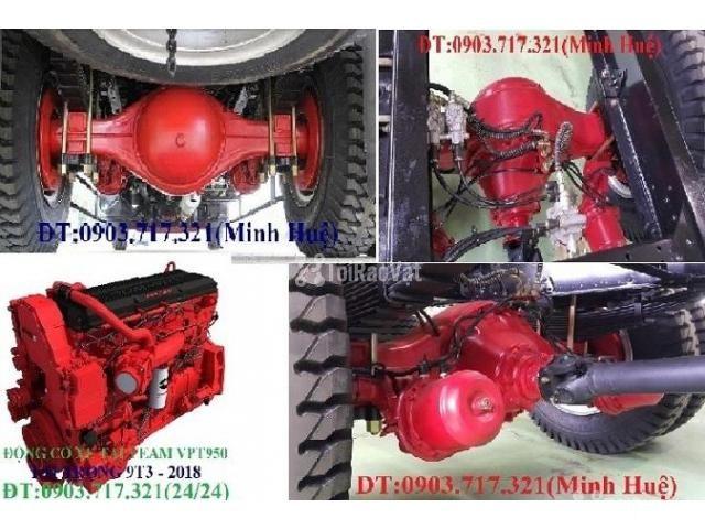 Xe tải Veam 9t3 (Veam VPT950). Gía xe tải Veam 9T3 - 9300kg thùng 7m6 - 6/6
