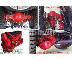 Xe tải Veam 9t3 (Veam VPT950). Gía xe tải Veam 9T3 - 9300kg thùng 7m6 - Hình ảnh 6/6