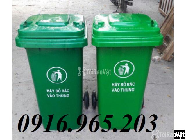 Thùng rác y tế 120l công cộng - 2/4