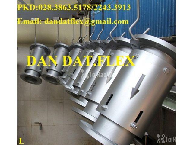 Ống giãn nở nhiệt/khớp giãn nở nhiệt inox DN2500 - 5/6