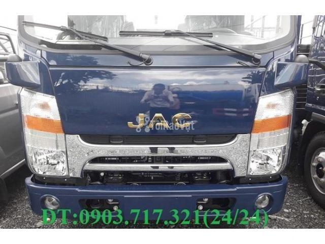 Đại lý bán xe tải Jac 1T99 (Xe Jac 1T9 N200 mới 2019) Gía bán xe Jac - 1/6