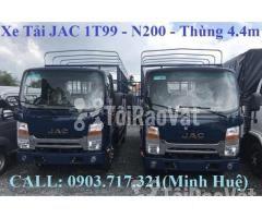 Đại lý bán xe tải Jac 1T99 (Xe Jac 1T9 N200 mới 2019) Gía bán xe Jac - Hình ảnh 2/6