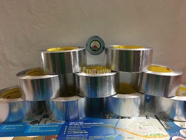 Băng Keo Nhôm 425 bảo vệ đầu nối cáp điện 3M. Đông Châu Co.,ltđ - 1/1