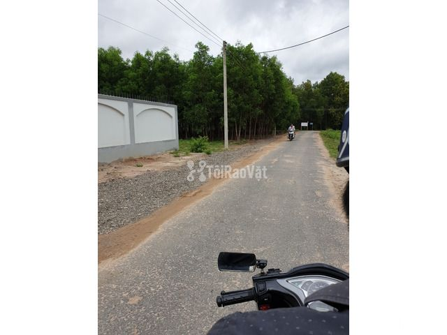 Bán nhà đất Phú Mỹ Bà Rịa 120m2 ( 6x20m) giá 360tr  gần trường cấp 2 - 1/3