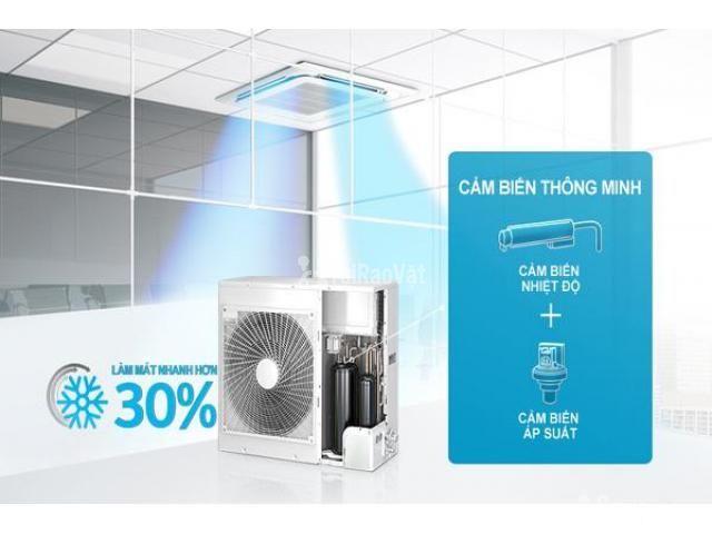 Máy lạnh âm trần LG 4HP ATNQ36GNLE6 Inverter – Gas R410A  - 1/2