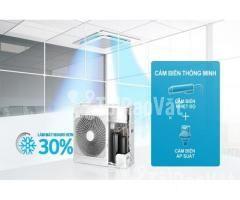 Máy lạnh âm trần LG 4HP ATNQ36GNLE6 Inverter – Gas R410A  - Hình ảnh 1/2