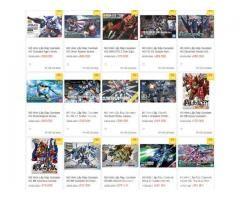 Bán Mô Hình Lắp Ráp Gundam Bandai Giá Siêu Rẻ tại AZGundam - Hình ảnh 4/4