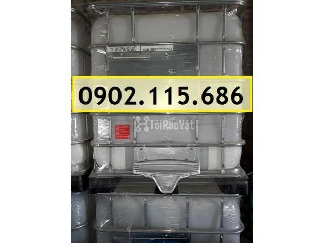 Sỉ lẻ thùng nhựa 1000L (Tank nhựa IBC) cũ và mới giá rẻ - 2/3