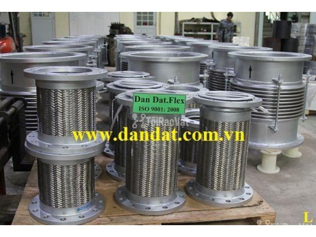 Ống mềm inox chống rung/khớp nối mềm inox/khớp chống rung inox - 2/6