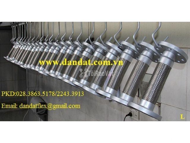 Ống mềm inox chống rung/khớp nối mềm inox/khớp chống rung inox - 5/6