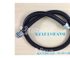 """Ống thép luồn dây điện, ống thép luồn dây điện bọc nhựa pvc 2""""  - Hình ảnh 1/6"""