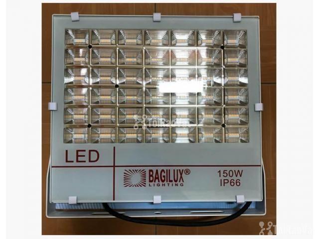 Đèn pha Led 150W (vỏ trắng) – Bagilux - 1/1