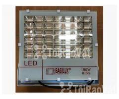 Đèn pha Led 150W (vỏ trắng) – Bagilux