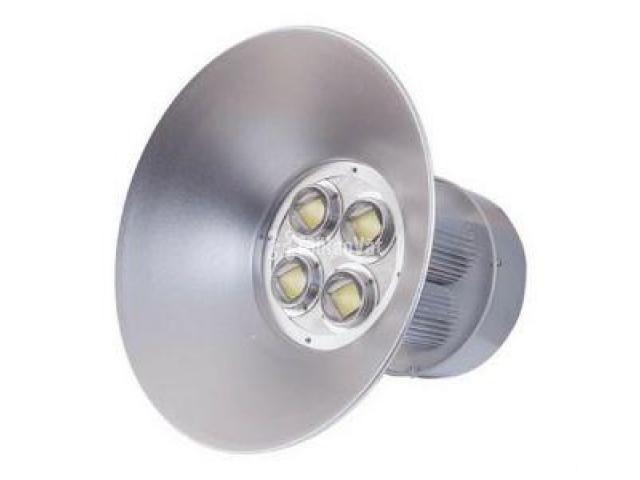 Đèn Led Nhà xưởng 50W/ 70W/ 100W/ 120W/ 150W/ 200W/ 250W/ 300W - NLX - 2/3