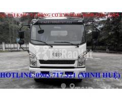 Xe tải Faw 7T3 - 7.3Tấn ga cơ máy Hyundai D4DB thùng dài 6m3 mở 7 bửng - Hình ảnh 3/6